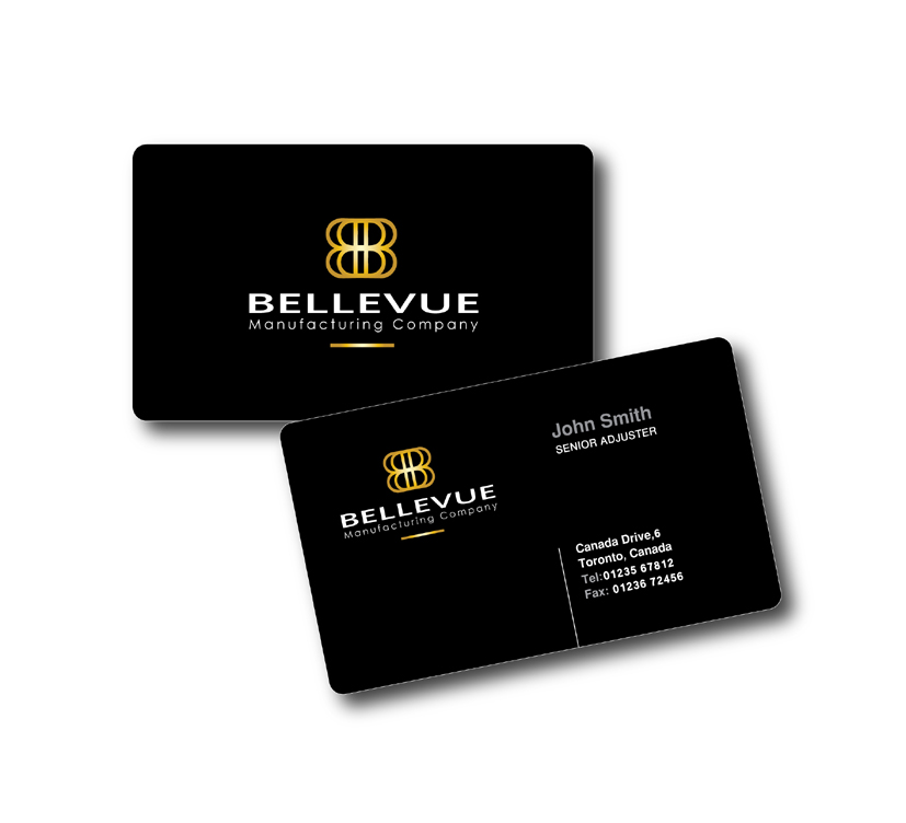 Business Card and Stationery Design Contest for Bellevue ...