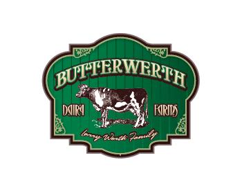 Graphic Design Contest For Butterwerth Dairy Farm