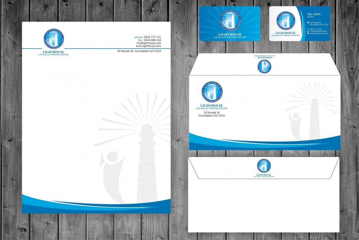 Business Card and Stationery Design Contest for Lighthouse Life ...