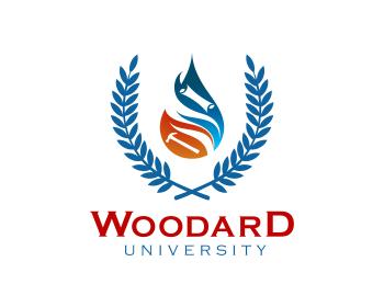 University logo designs