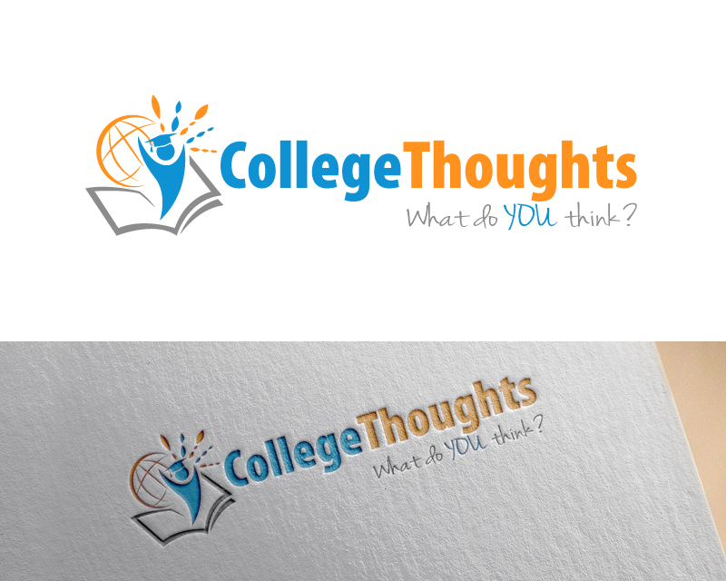 College Thoughts - design #1017701