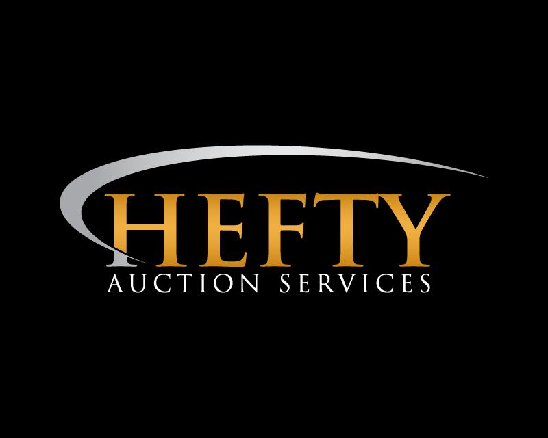 logo design contest for hefty auction service hatchwise hatchwise