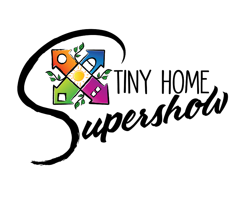 Logo design contest for tiny home supershow hatchwise for Small house design contest winners
