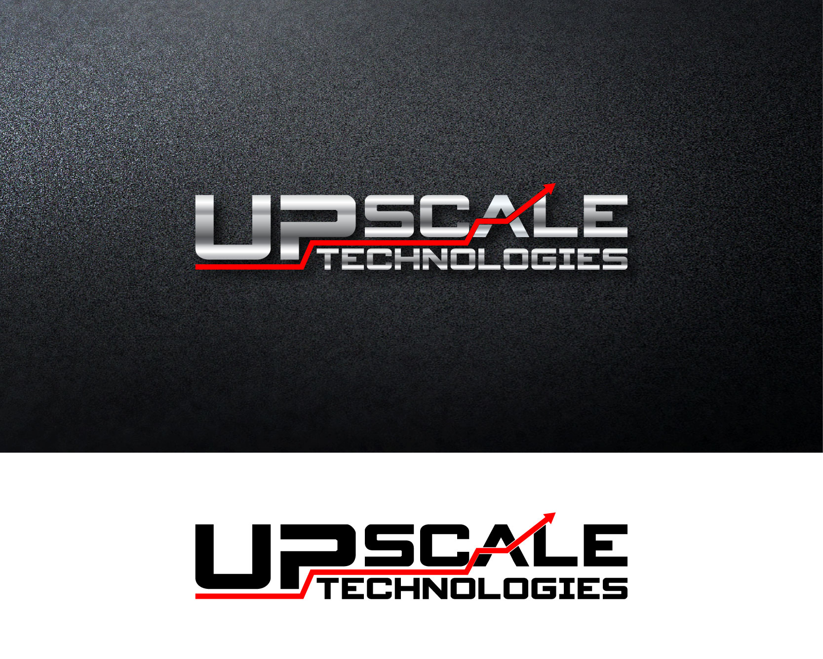 Logo Design Contest For Upscale Technologies Hatchwise