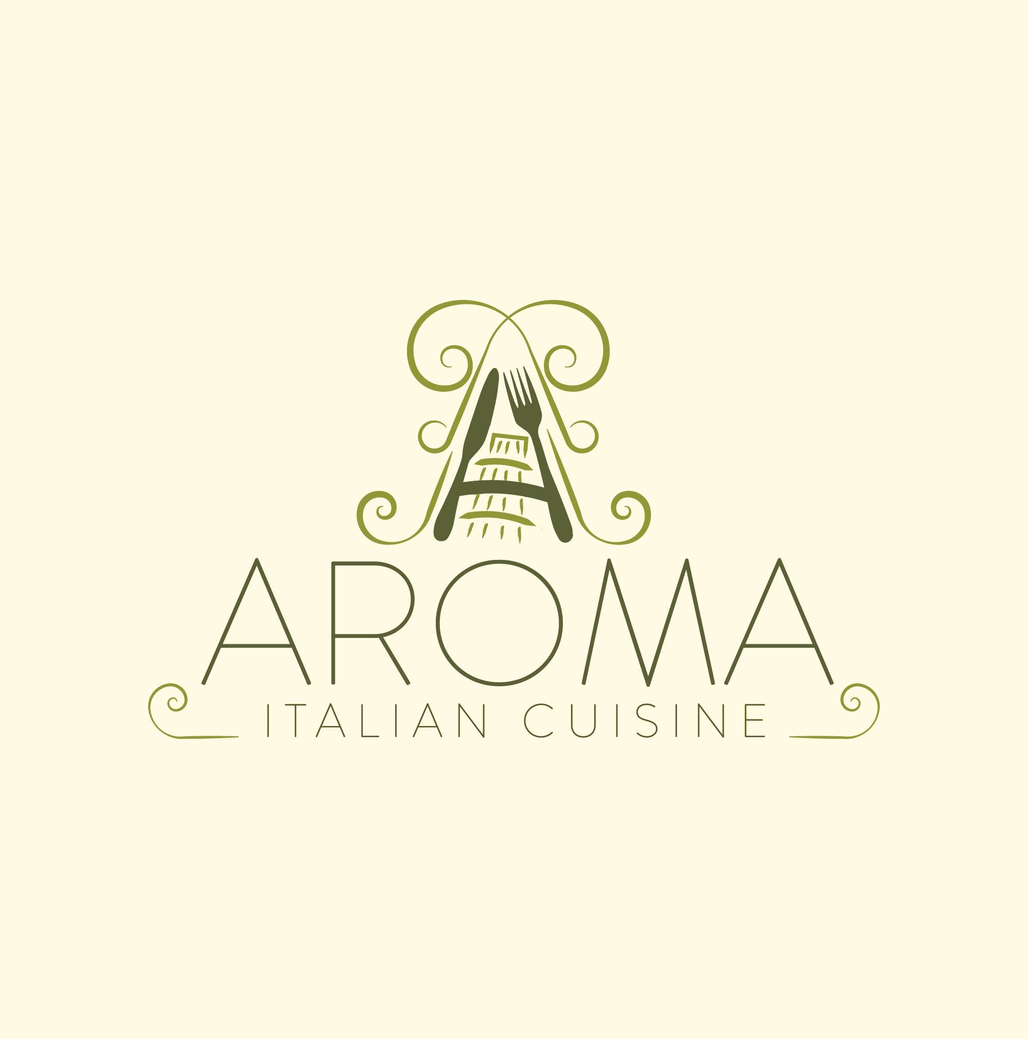 Entry 1519543 aroma italian cuisine for Design cuisine login