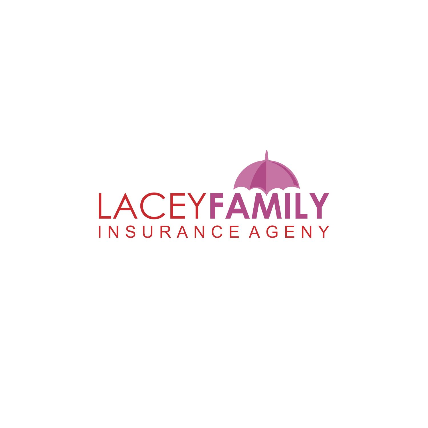 Logo Design Contest for Lacey Family Insurance Agency ...