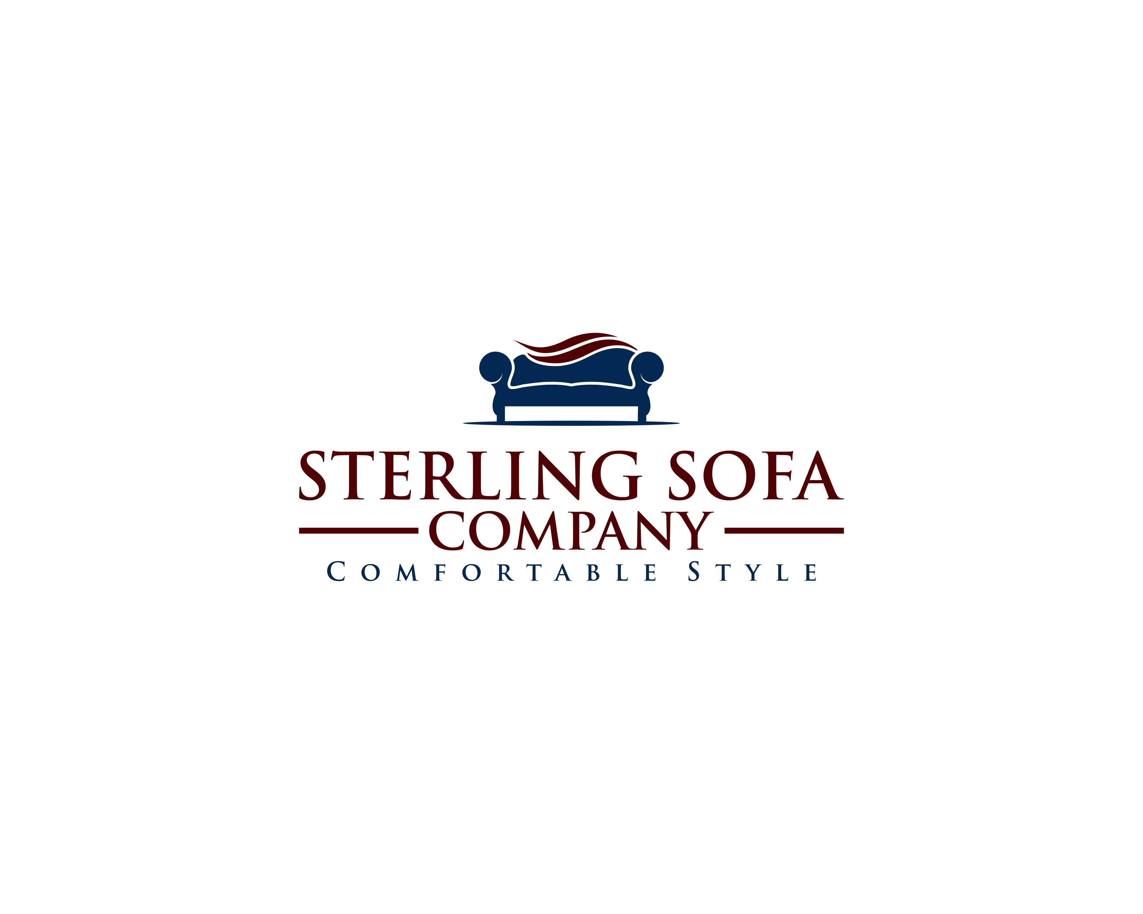 Logo Design Contest For Sterling Sofa Company Hatchwise