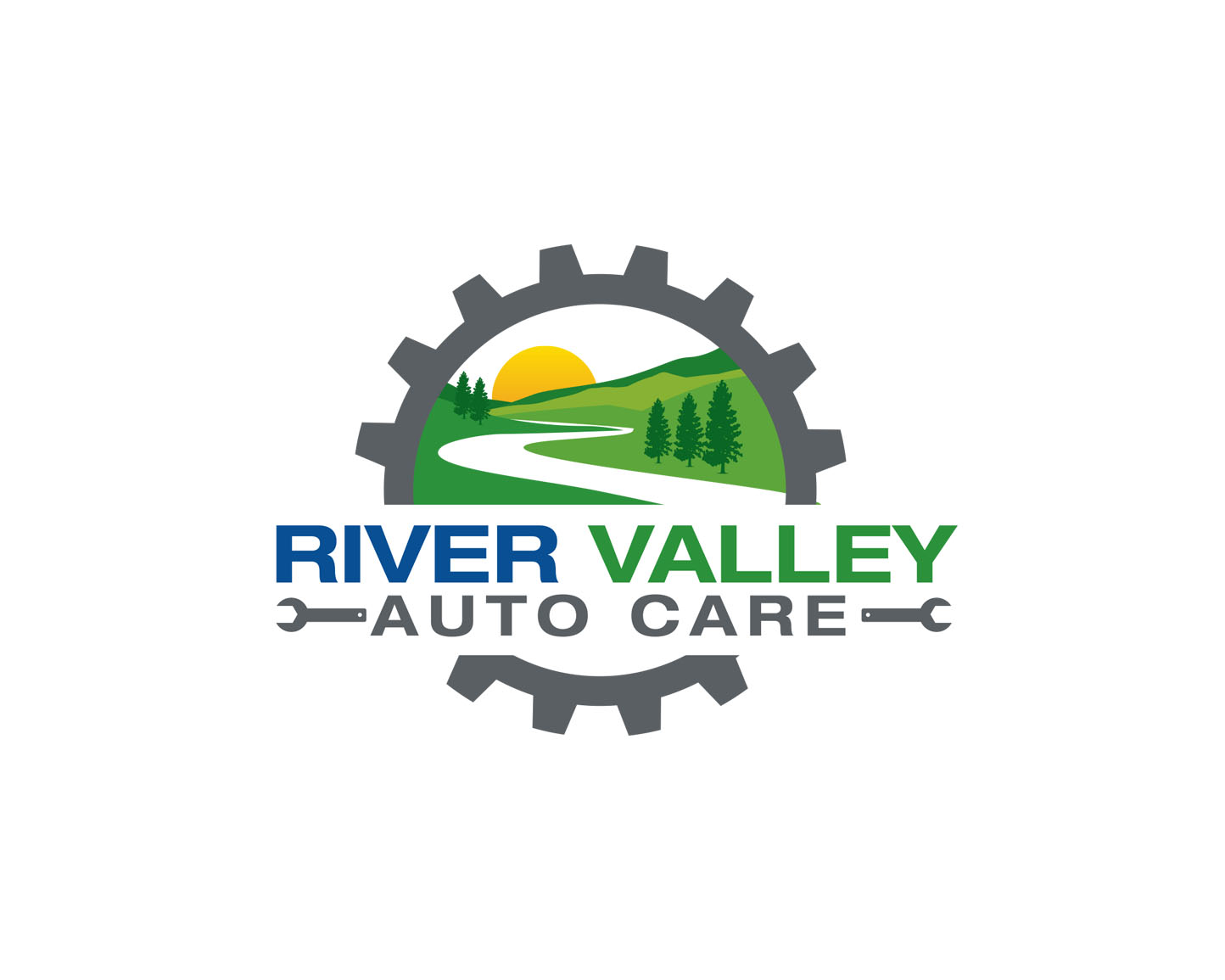 River Valley Auto >> Logo Design Contest For River Valley Auto Care Hatchwise