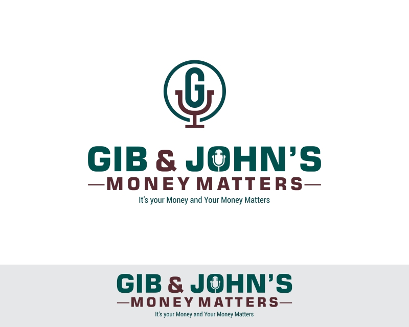 Logo Design Contest for Gib & John's Money Matters | Hatchwise