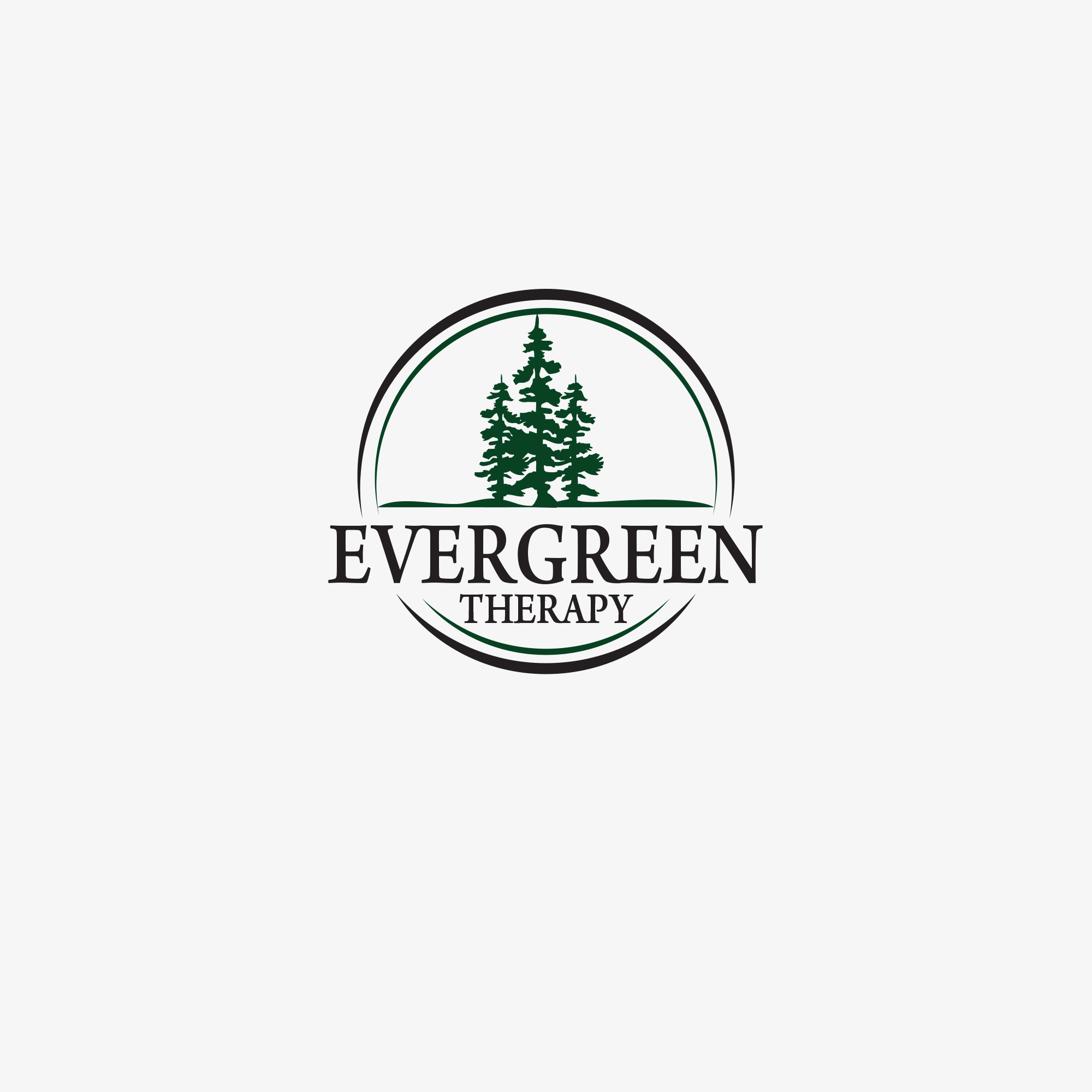 Evergreen Therapy - design #1764837