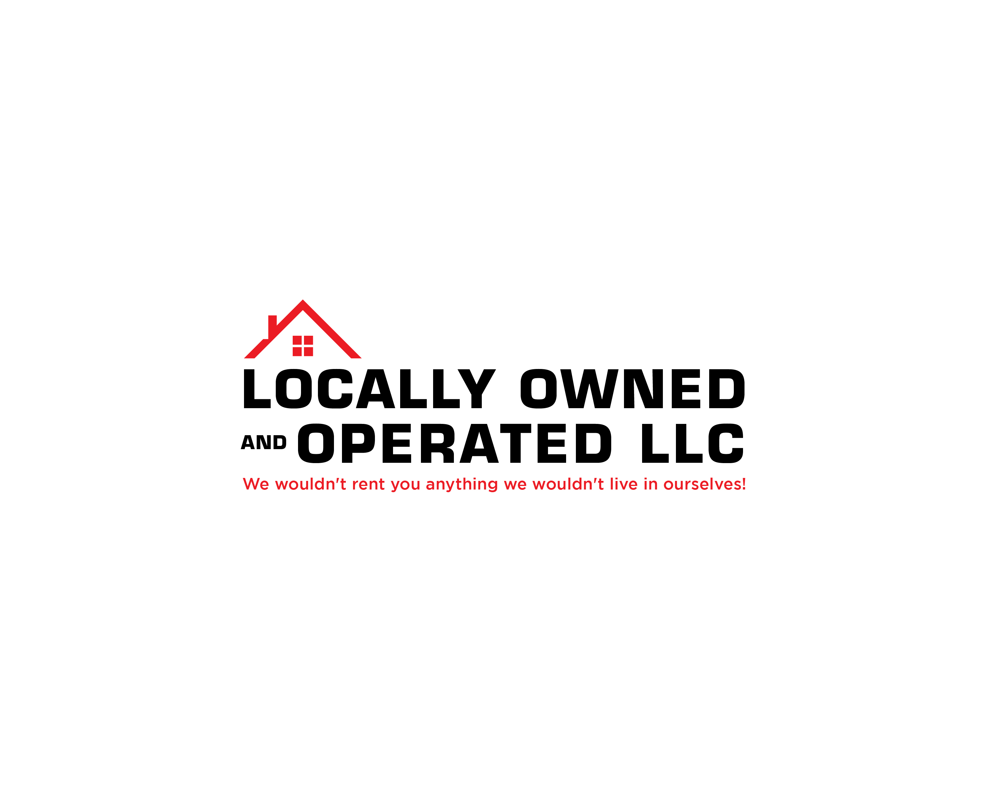Locally Owned and Operated LLC - design #1757900