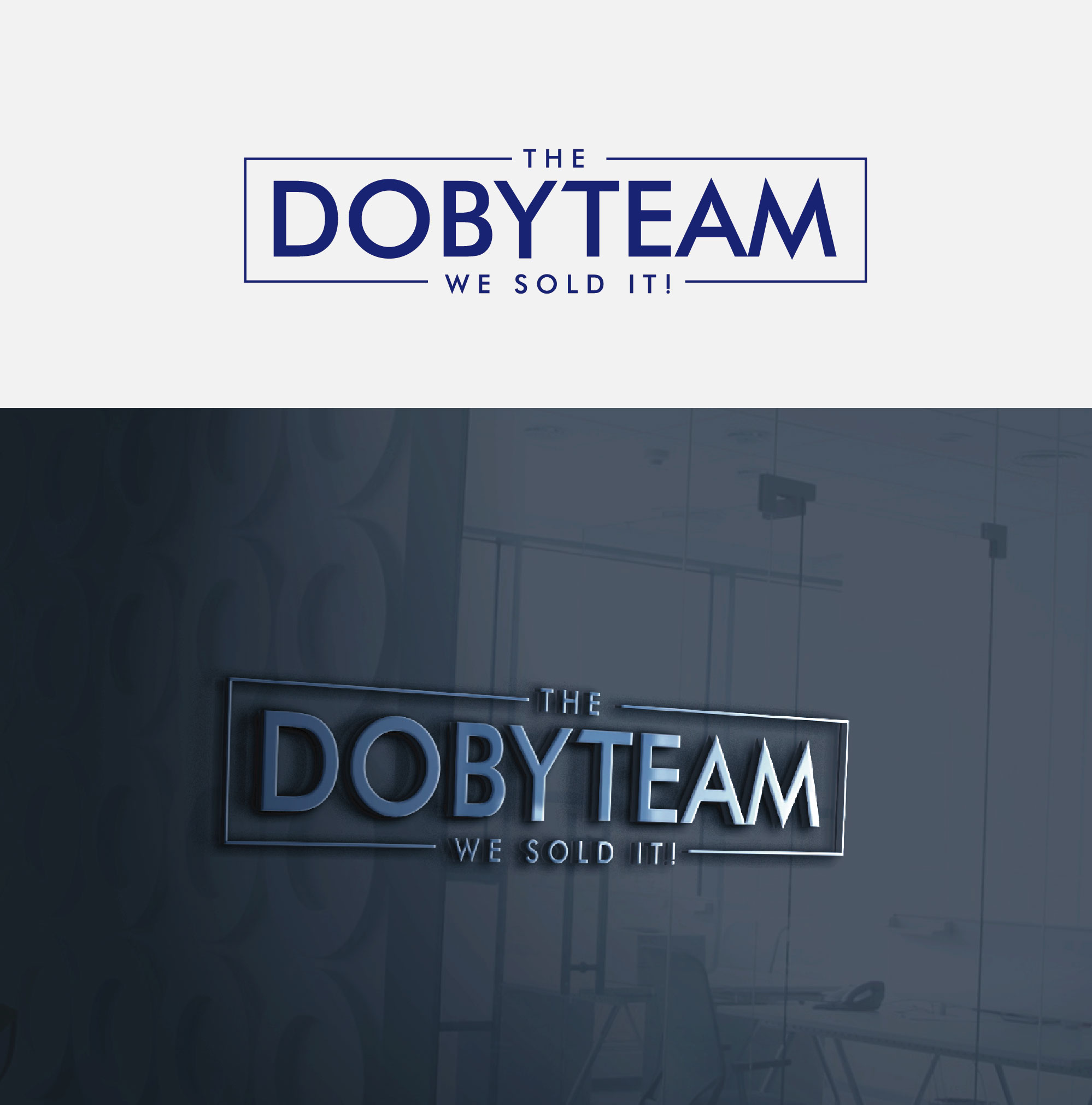 The Doby Team or Matt and Amie Doby - design #1763954