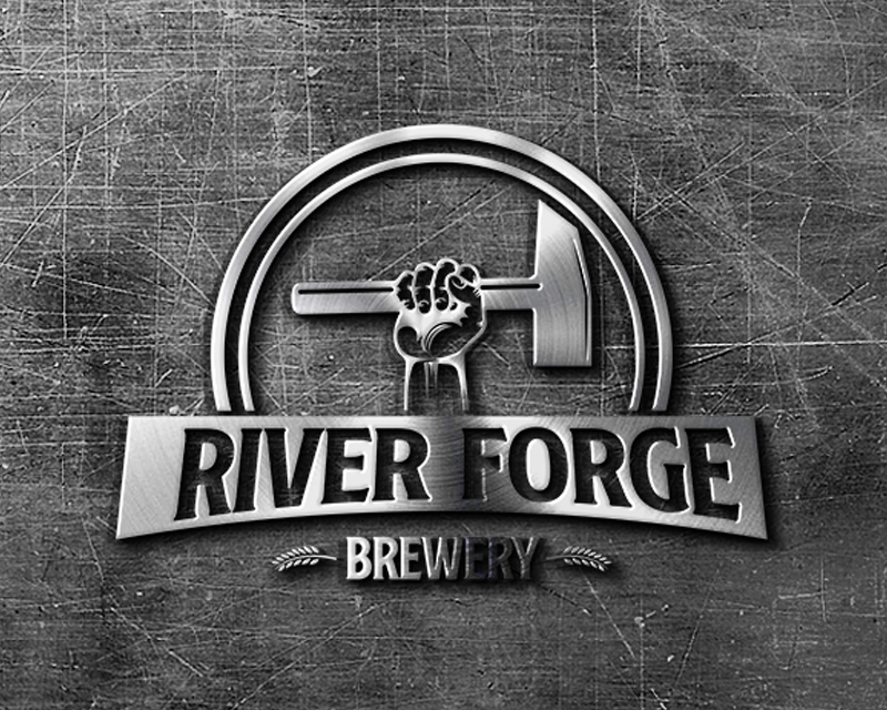 RIVER FORGE BREWERY - design #1771108