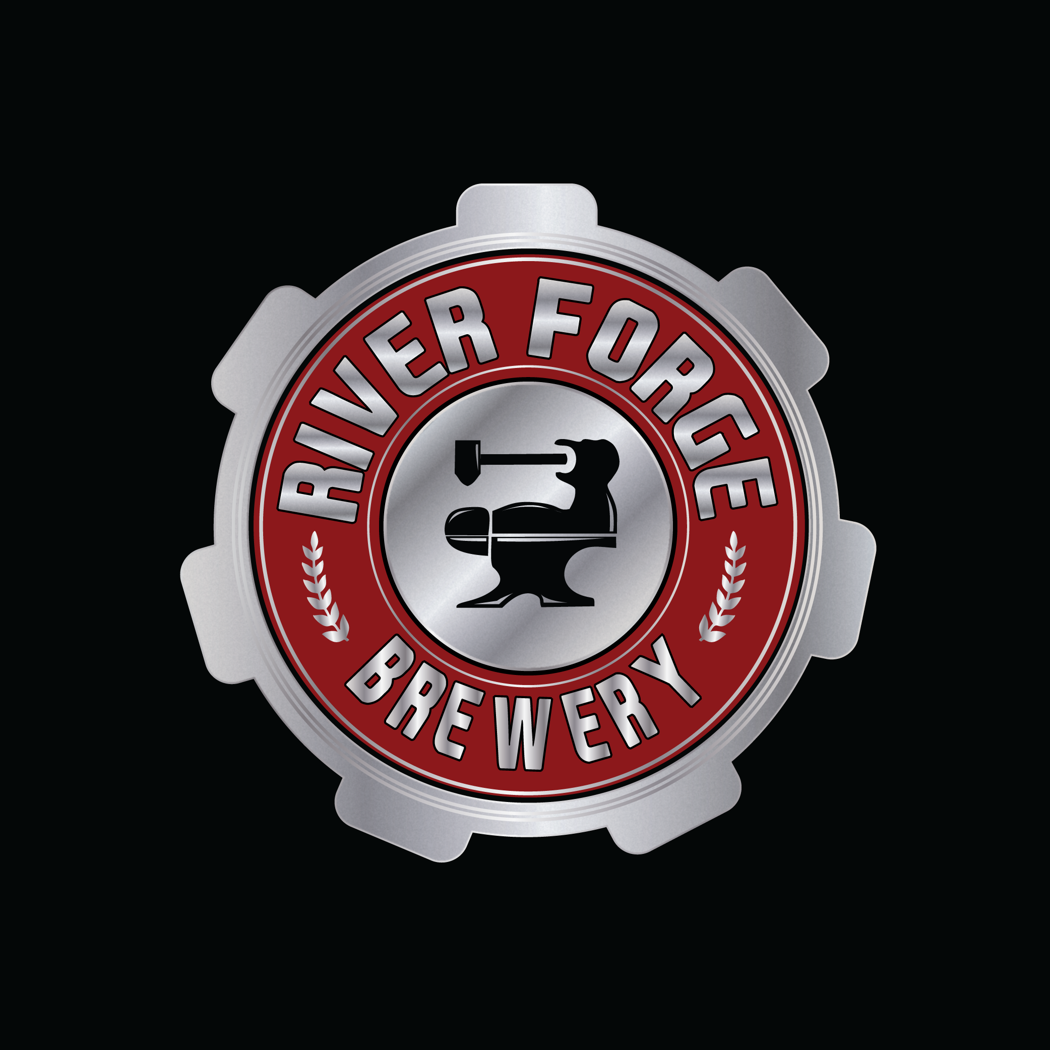 RIVER FORGE BREWERY - design #1775663