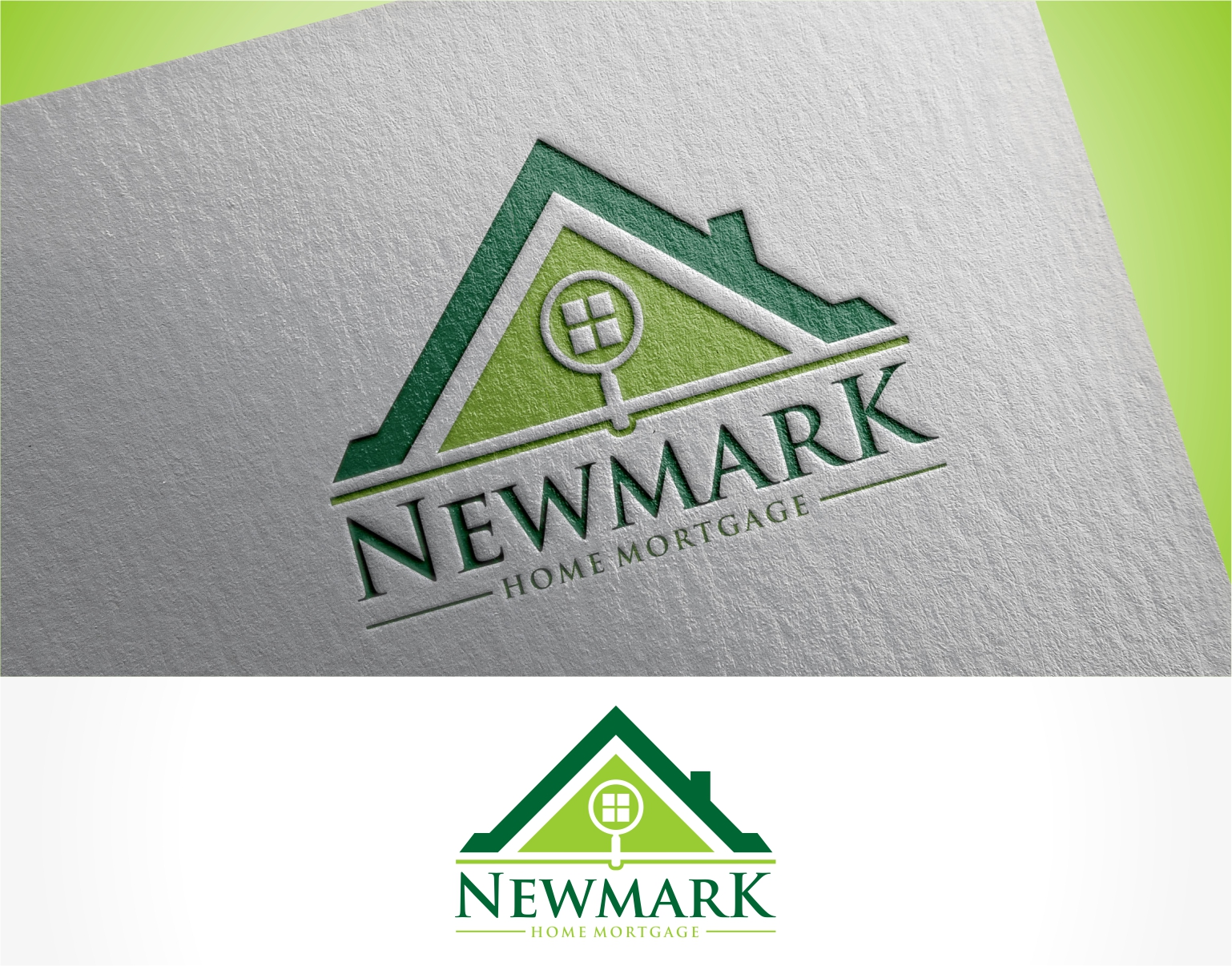 Logo Design Contest for NewMark Home Mortgage | Hatchwise